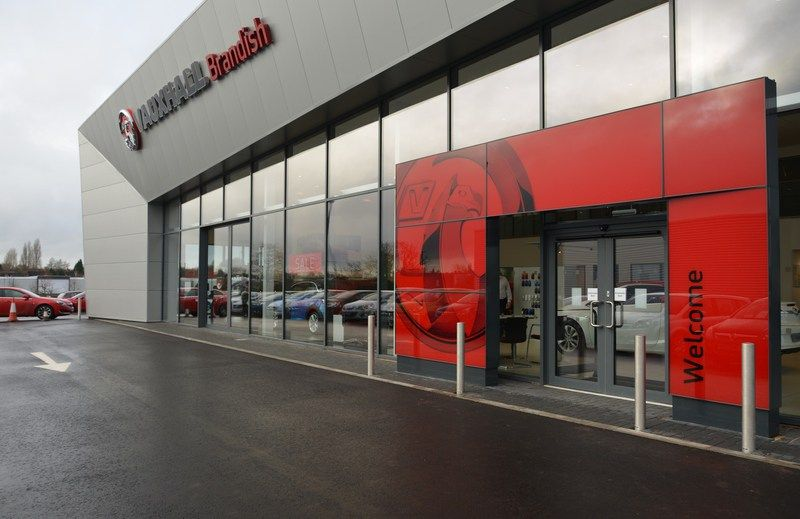 Vauxhall dealers in CoventryTry Brandish Vauxhall