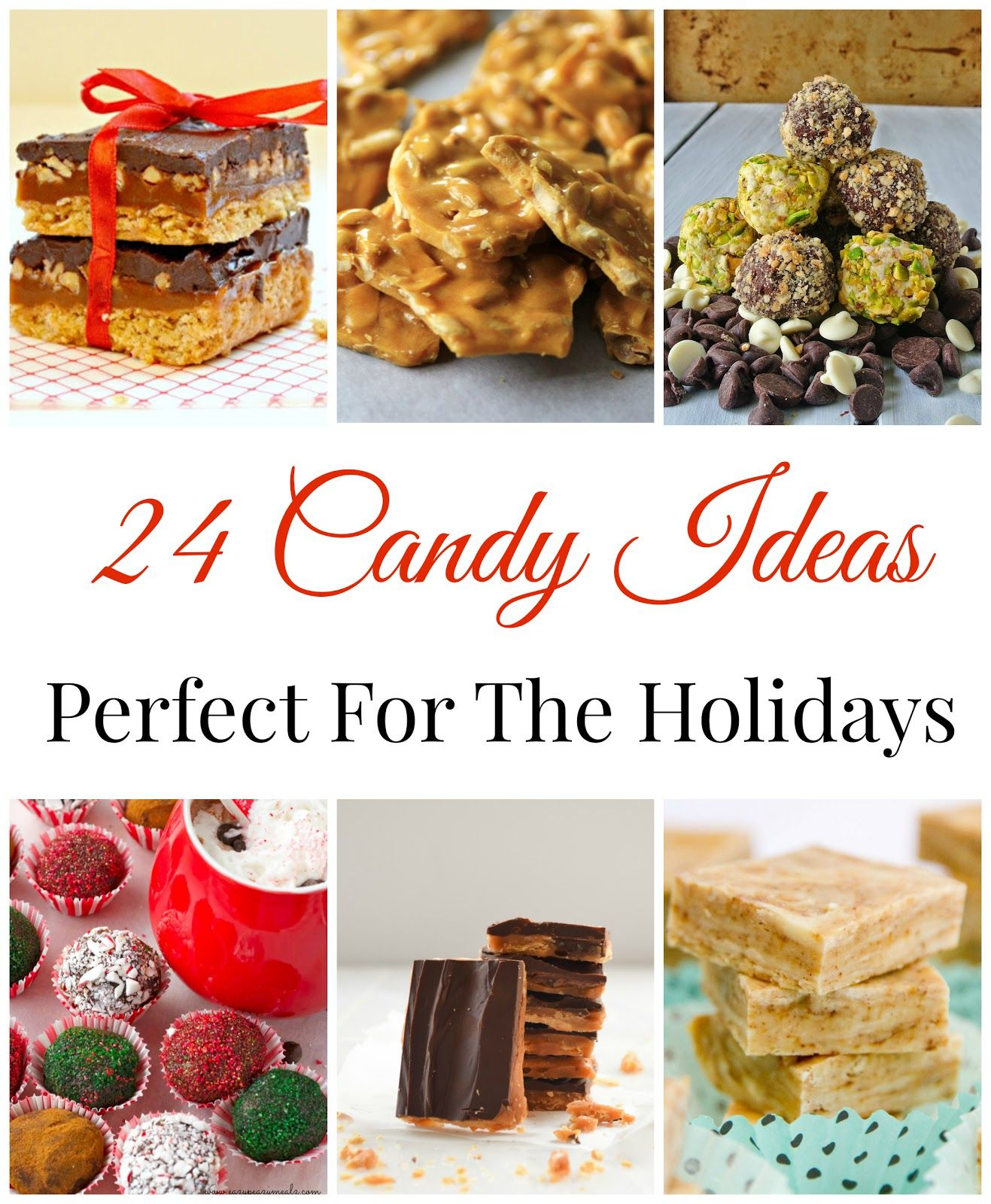 24 Candy Making Ideas Perfect For The Holidays | Serena Bakes Simply ...