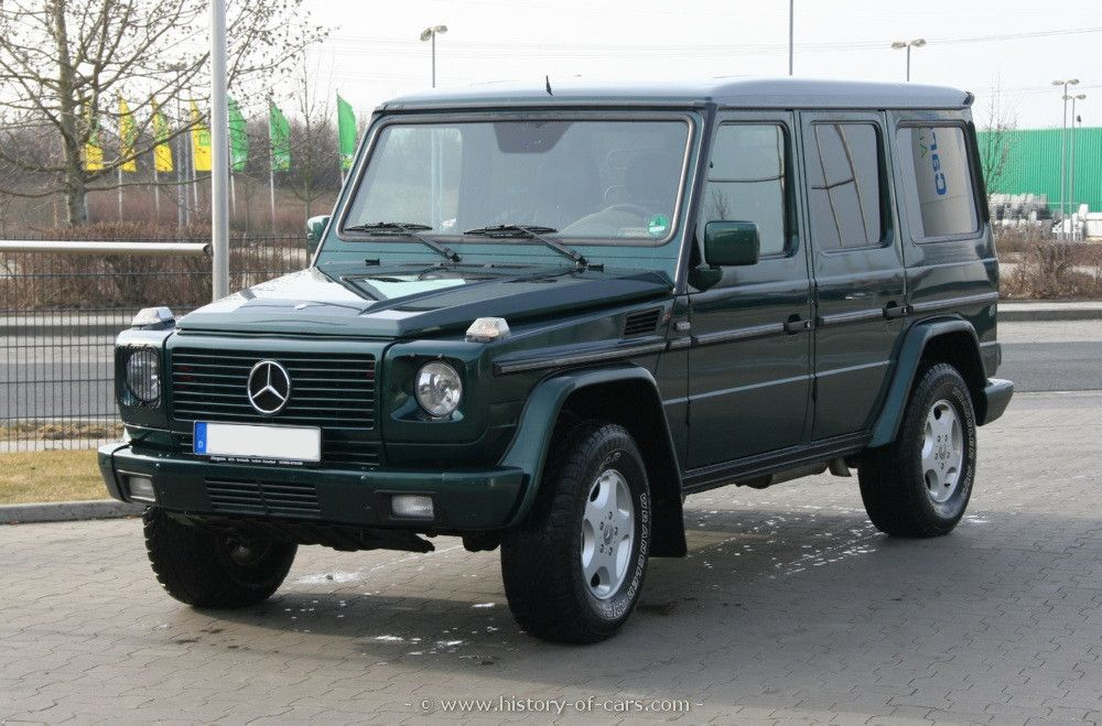 1990 Mercedes G Wagon This Is What I Want As A Project