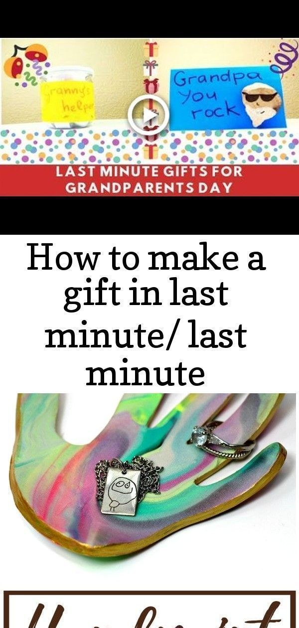 How to make a gift in last minute/ last minute grandparents day gift ideas/easy ... #grandparentsdaycrafts How to make a gift in last minute/ last minute grandparents day gift ideas/easy ..., #Day #gift #grandparents #ideaseasy #Minute #valentinedaygiftforgirlfriend #grandparentsdaygifts