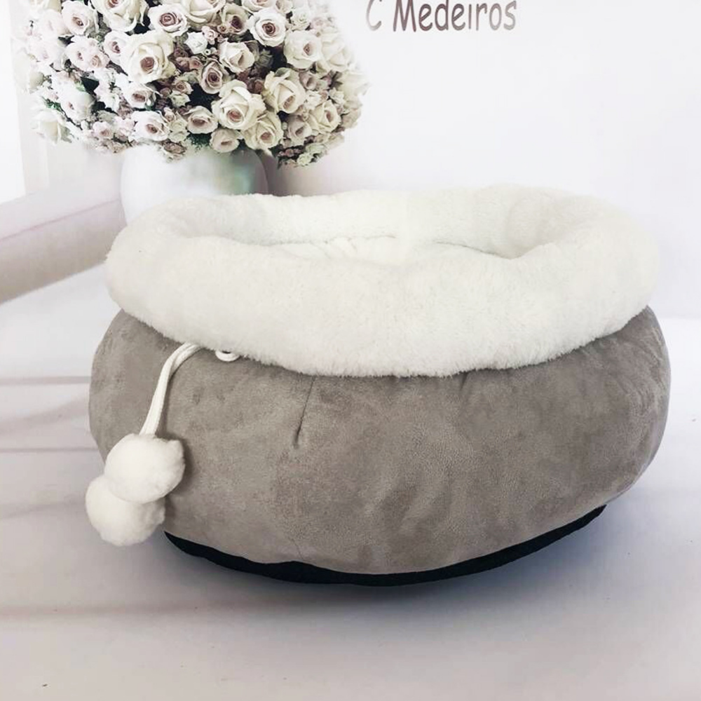 Pet Sofa Dog Beds Princess Style Sweety Cat Bed House