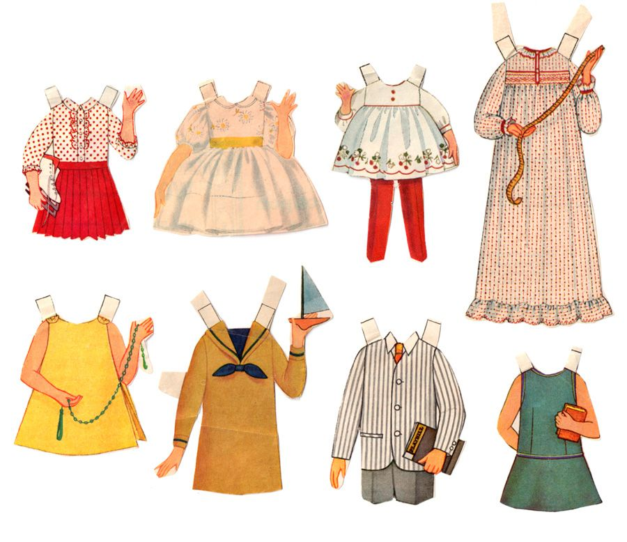 Light and Shade: A Paper Doll That I Can Call My Own Part 3 - Betsy McCall