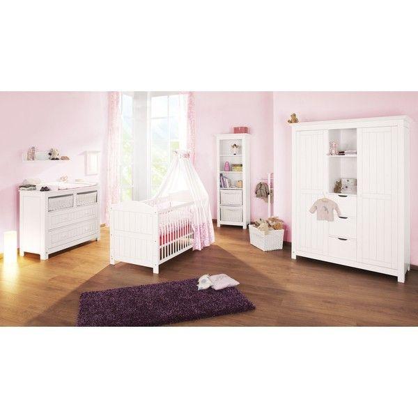Das Pinolino Nina Kinderzimmer Set Kinderbett