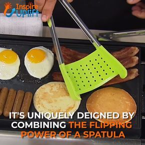 Flip Turn & Grab Spatula
