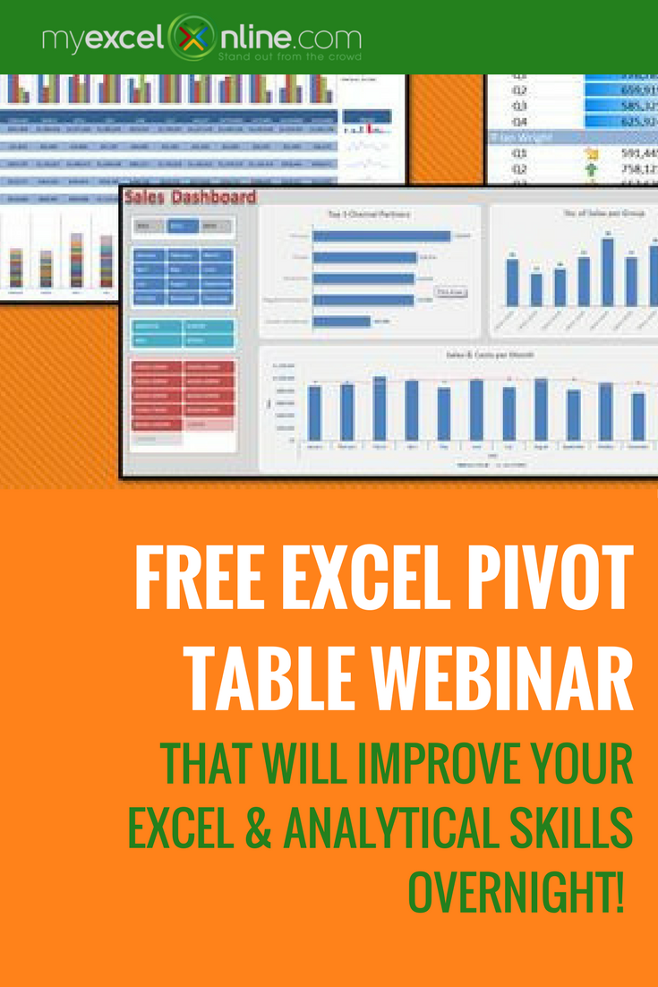 overcome your fears learn excel excel pivot tables by learn