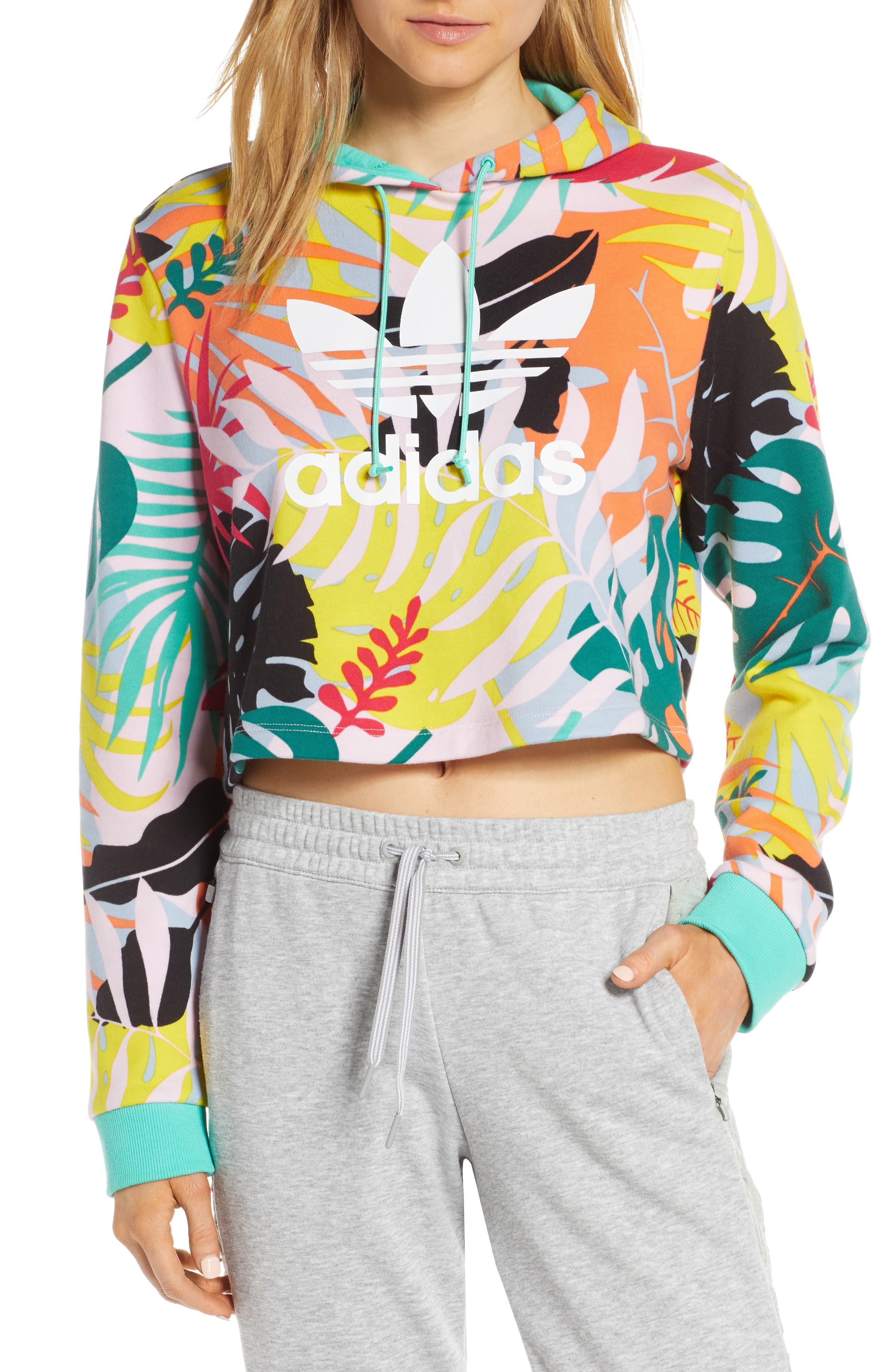 tropicalage In T Originals shirt Adidas Cropped
