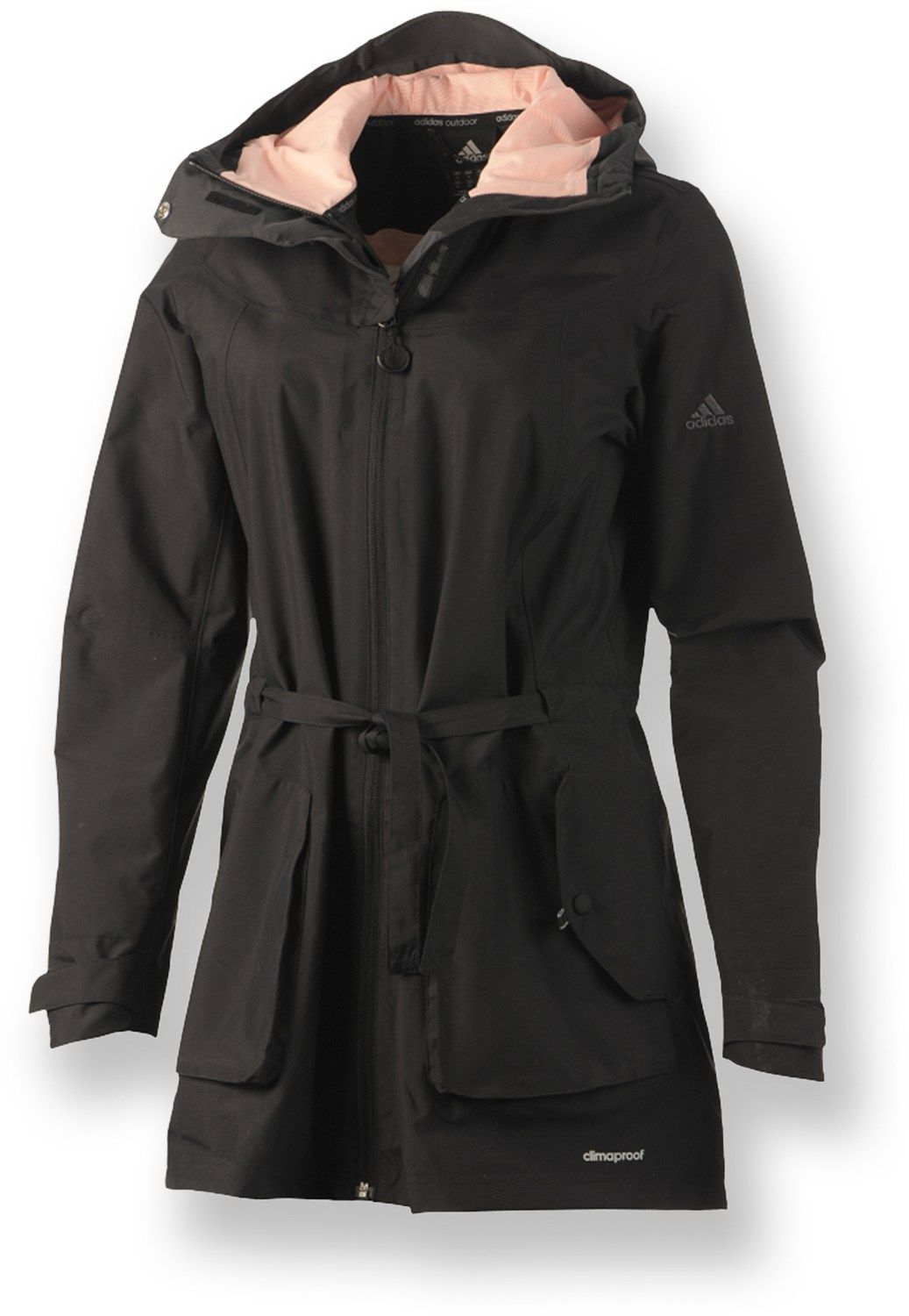adidas Hiking CPS Rain Jacket - Women's - 2014 Closeout - Free Shipping at REI-OUTLET.com