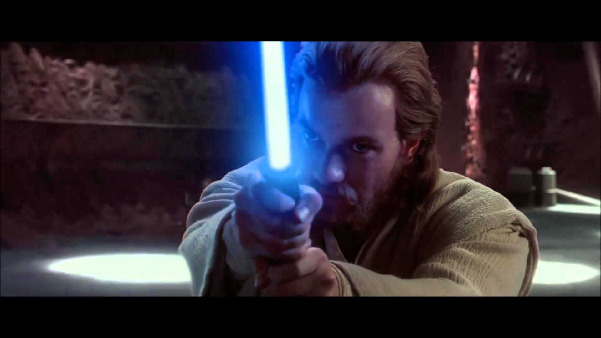 Attack of the Clones - Anakin and Obi Wan Kenobi Vs Count ...