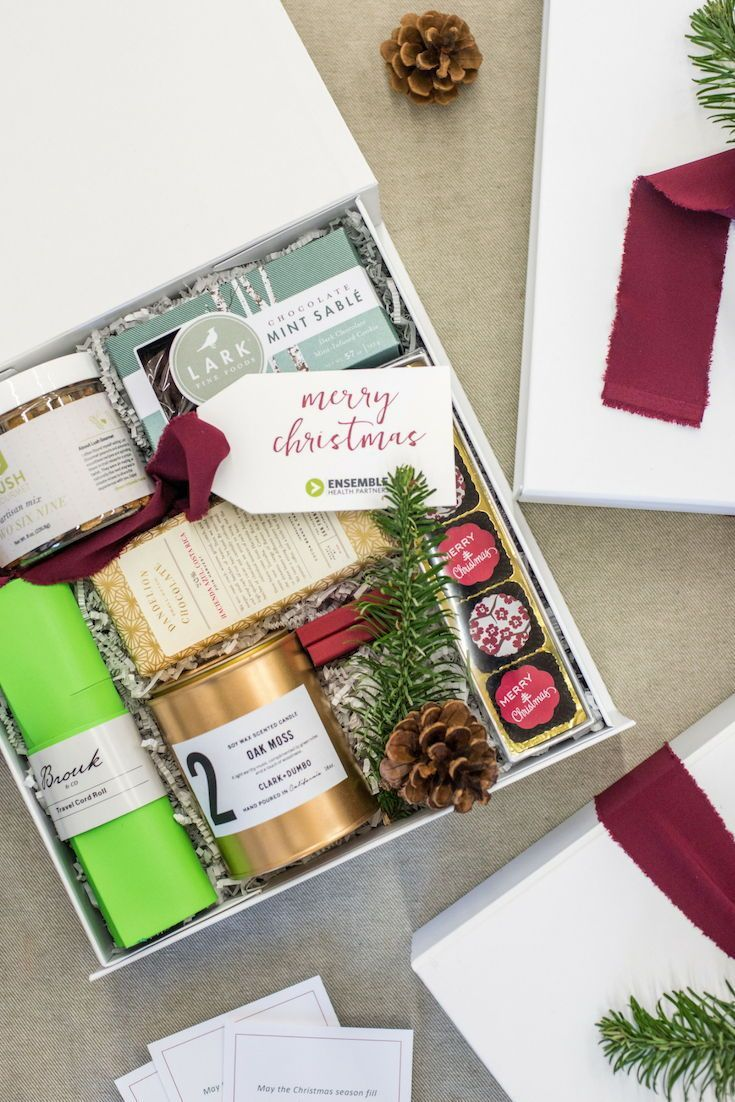 Best corporate gifts ideas client holiday gift boxes