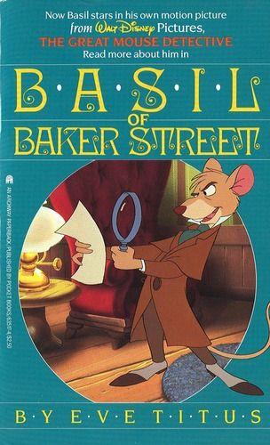 YES!!!!!!! Basil of Baker Street (Basil of Baker Street ): Basil of Baker Street: Eve Titus: 9780671702878: Amazon.com: Books
