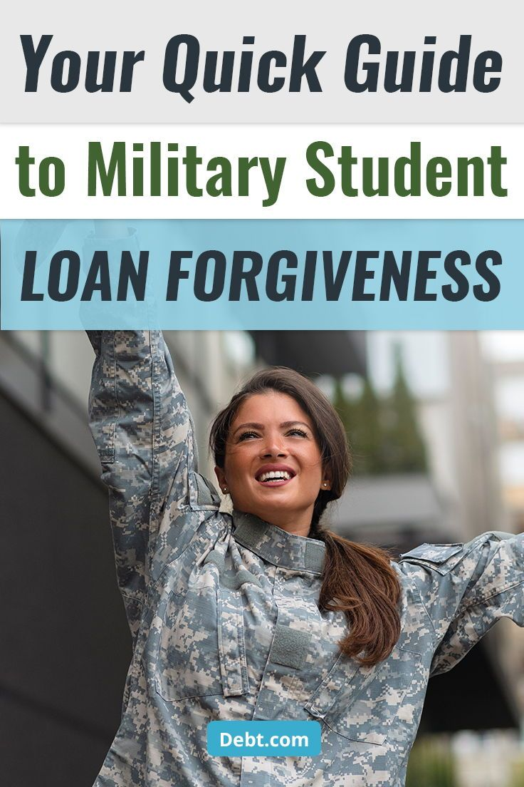 Your Quick Guide to Military Student Loan
