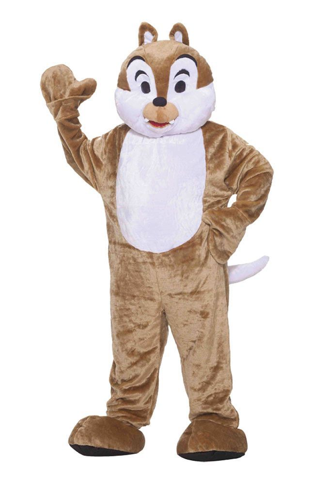 Forum Novelties Mens Plush Bunny Mascot Costume