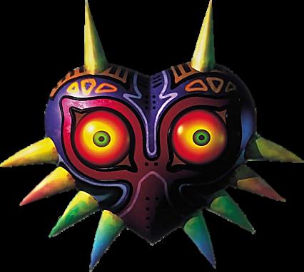 Majora Majoras Mask Art Zelda Tattoo Majoras Mask