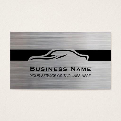 Auto repair car detailing automotive modern metal business card auto repair car detailing automotive modern metal business card colourmoves