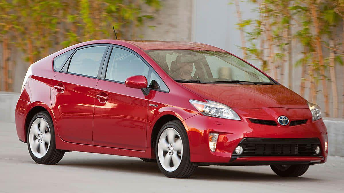 Toyota prius and prius v recalled lose power consumer