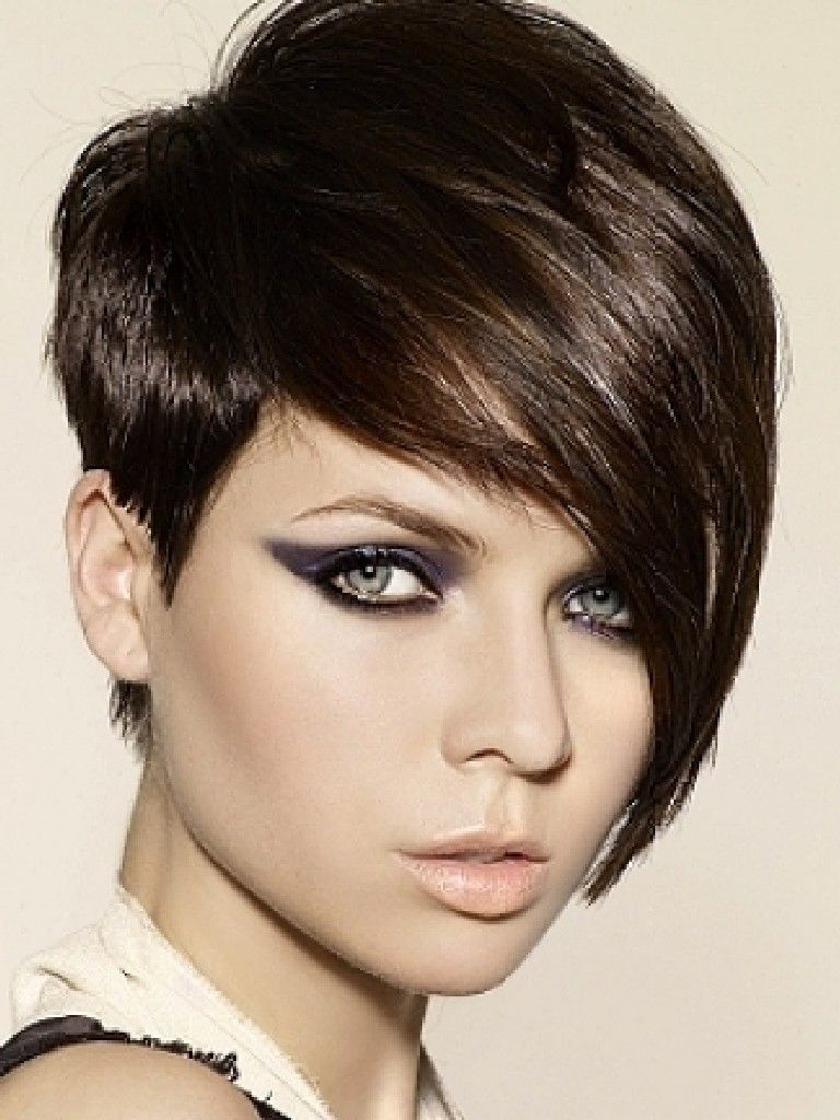 Womens short hairstyles for fine thin hair hair pinterest