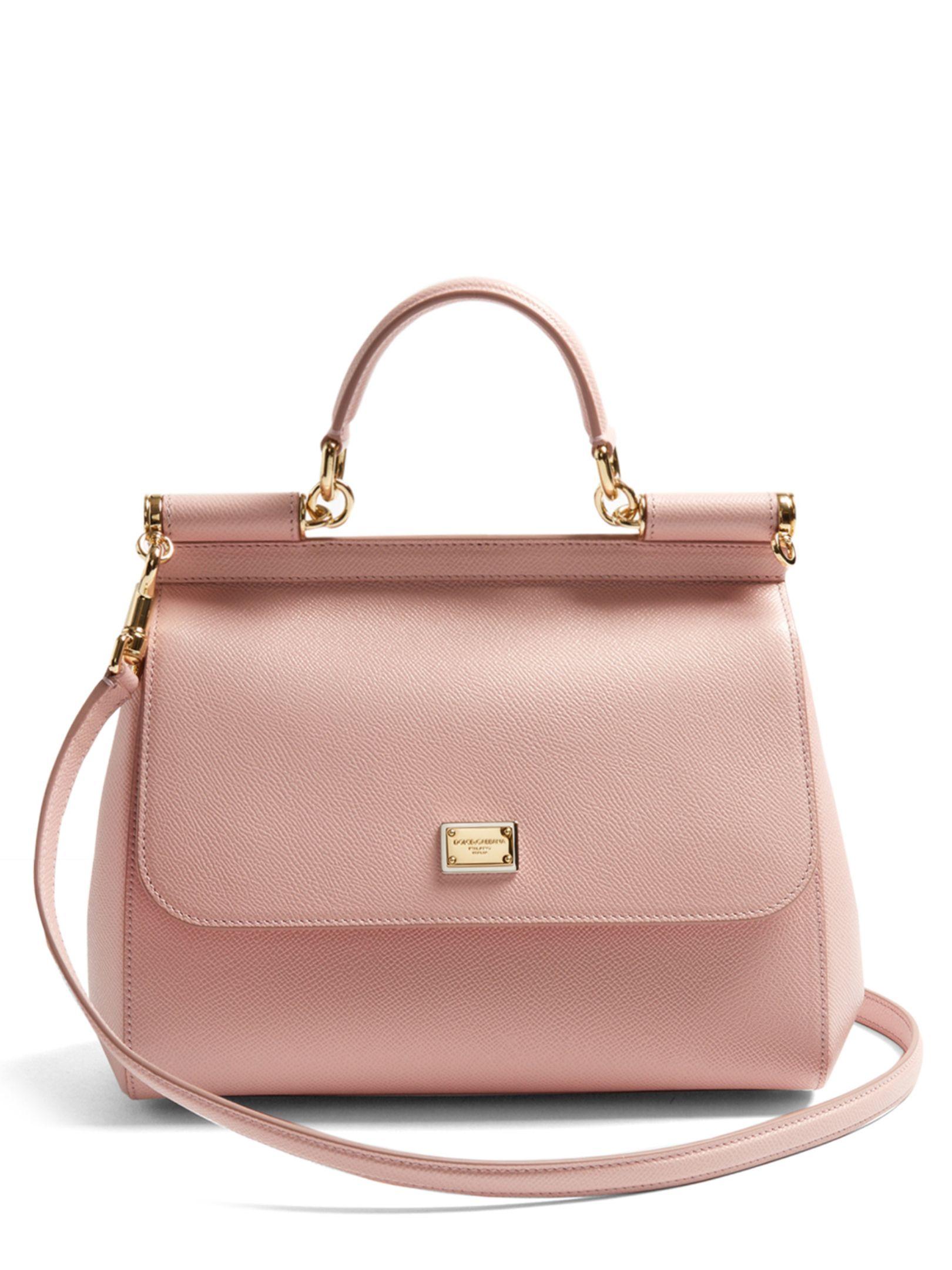 9ee59456d8 Sicily medium leather bag