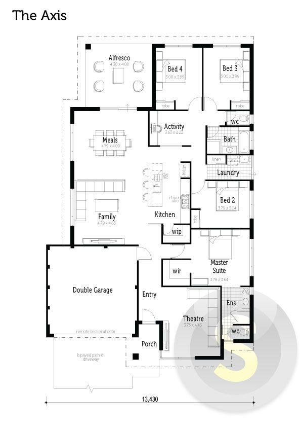The Axis Home Design | Smart Homes For Living | Casa Dos Sonhos