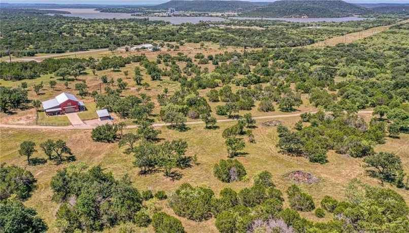 Palo Pinto Texas 10acre 3,492sqft 3bed 2bath Custom Barndo | Metal Building Homes #metalbuildinghouses