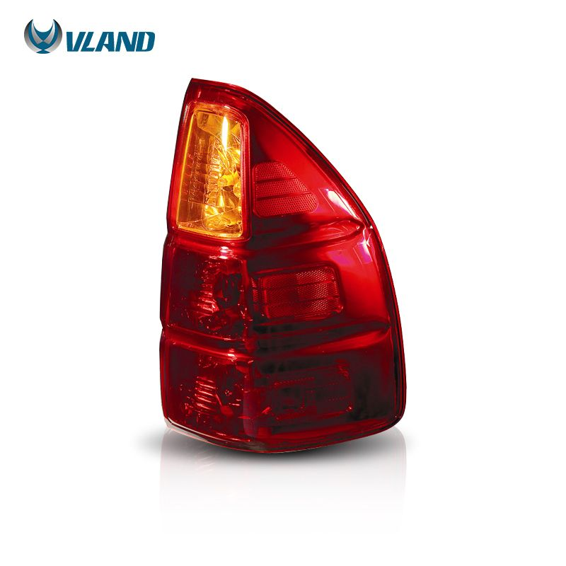 The Item Is Vland Lexus Gx470 Tail Lamp The Color Is Red Yellow And Red Clear Vland Carlamp Ledtaillight Ledtaillamp Lexus Gx Tail Light Lexus Gx470 Motorcycle Accessories