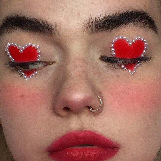 17 Delineados nada convencionales para salir de lo común  – Maquillaje