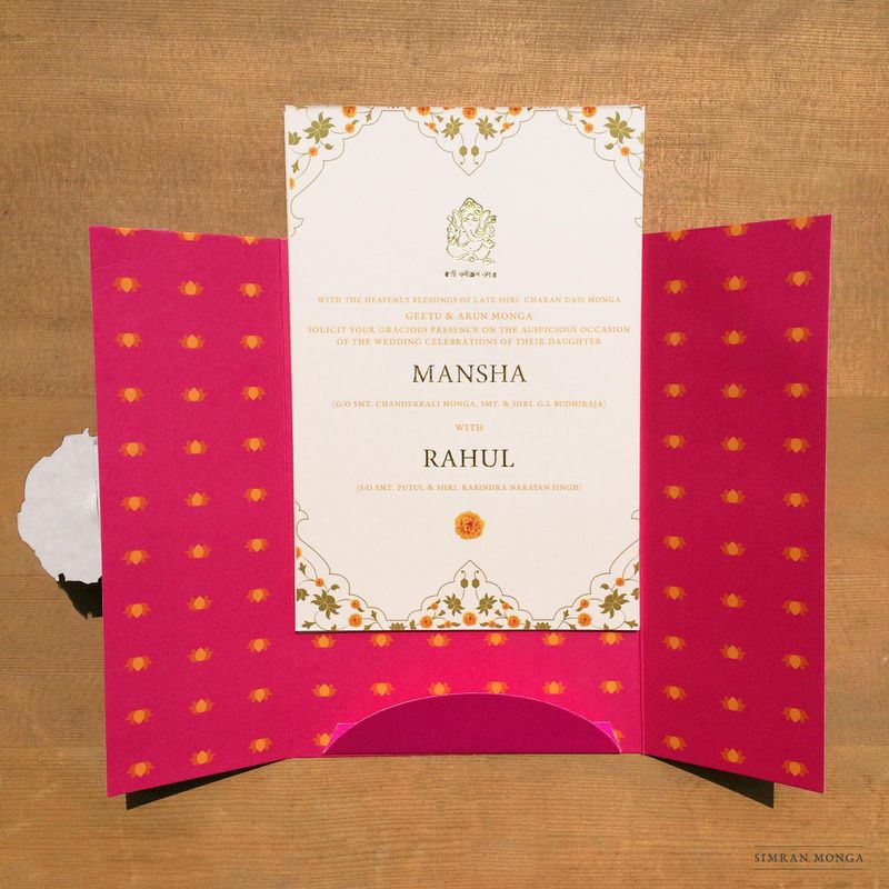 indian wedding hindu invitations%0A Best site to plan a modern Indian wedding  WedMeGood covers real weddings   genuine reviews
