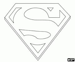 Related Image Paginas Para Colorear Mascaras De Super Heroe Superman Dibujo