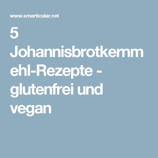 Johannisbrotkernmehl alternative