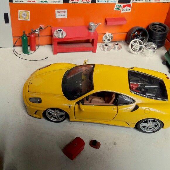 Foto Diorama Oficina Escala 1 24 Maquette