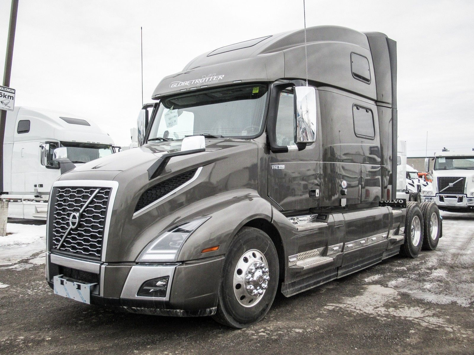 The 2019 Volvo Vnl 860 Globetrotter Price Price Design And