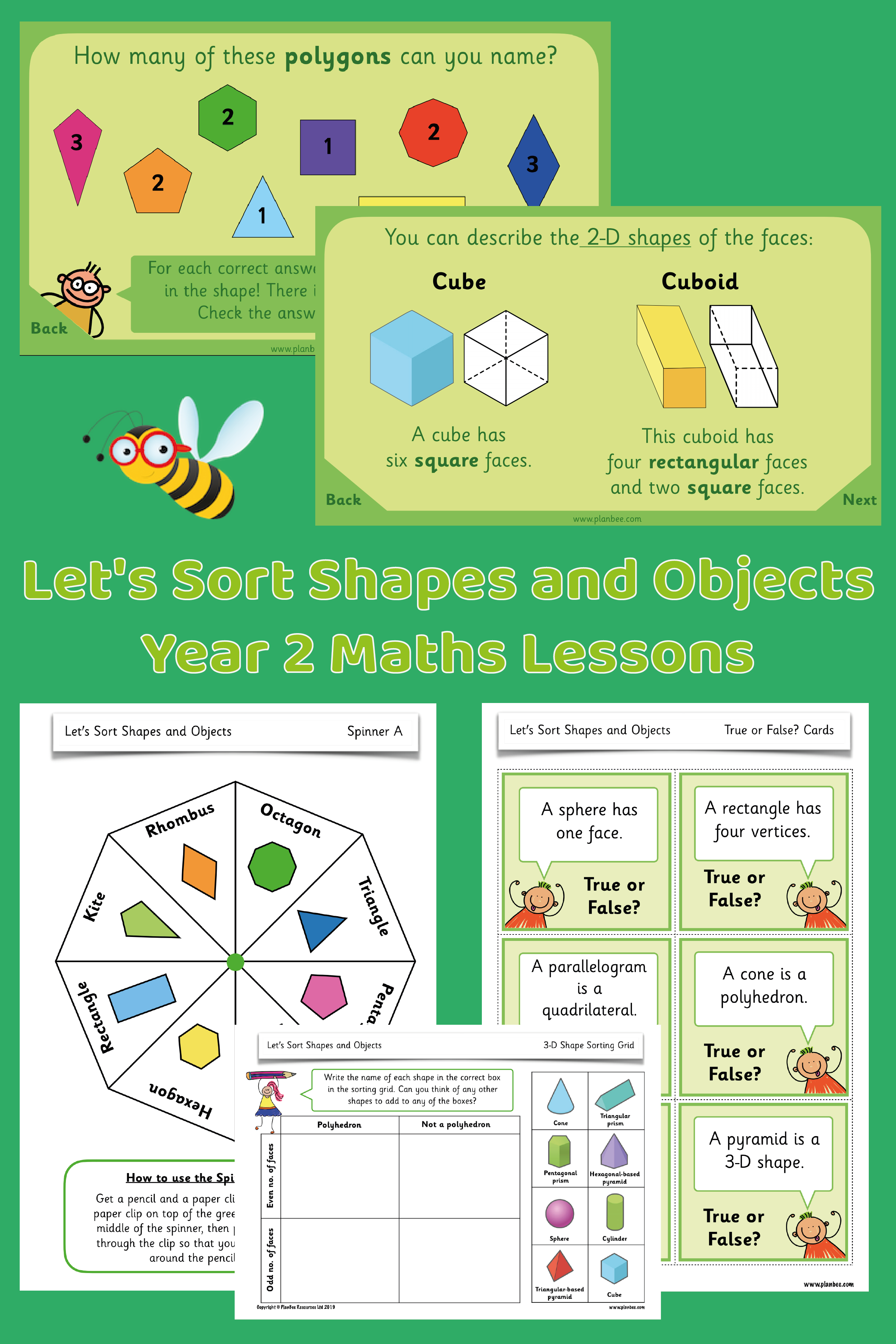 Let S Sort Shapes And Objects