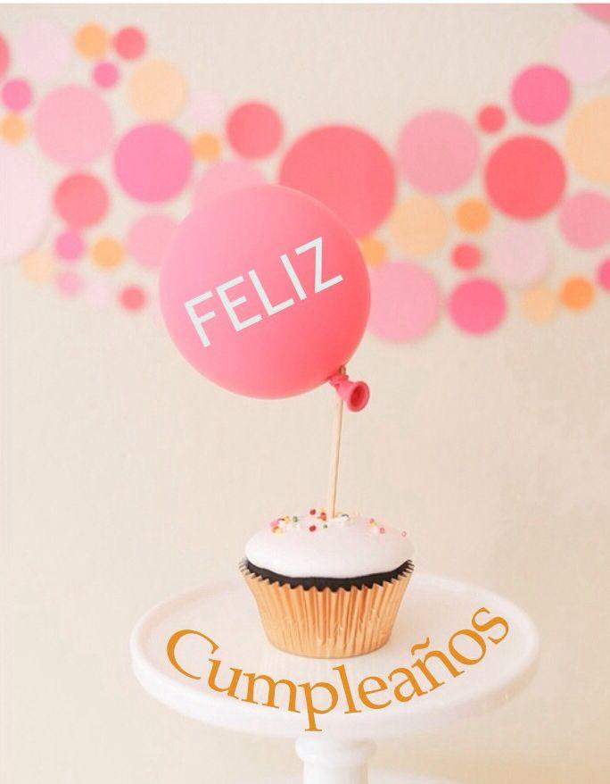 Imagenes De Cumpleaños Para Una Prima Para Compartir En Whatsapp 7 · Feliz  CumpleańosTarjetas ...