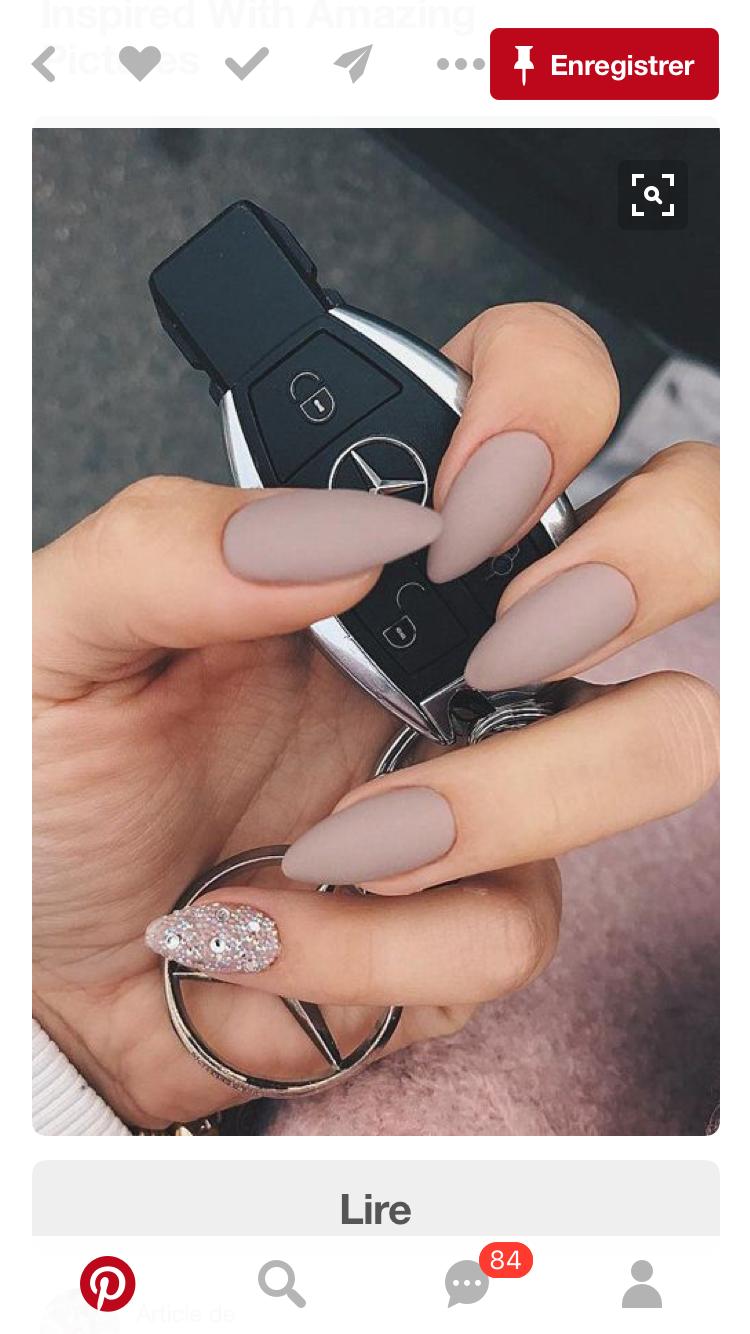 Pin de Sarah Bell en Outer beauty   Pinterest   Diseños de uñas ...