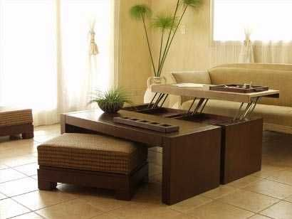 Qué muebles están de moda para departamentos pequeños | Muebles ...