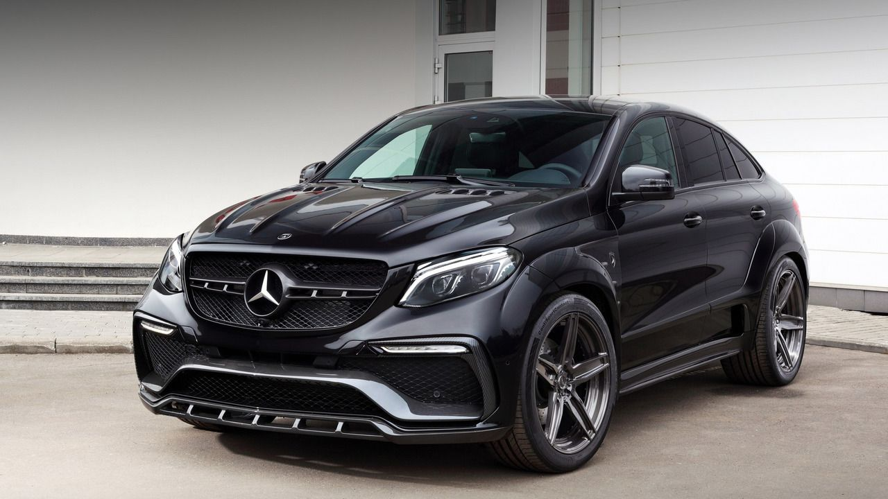 Russian Tuner Topcar Has Unveiled A New Upgrade Package For The Mercedes Benz Gle Coupe Called Inferno