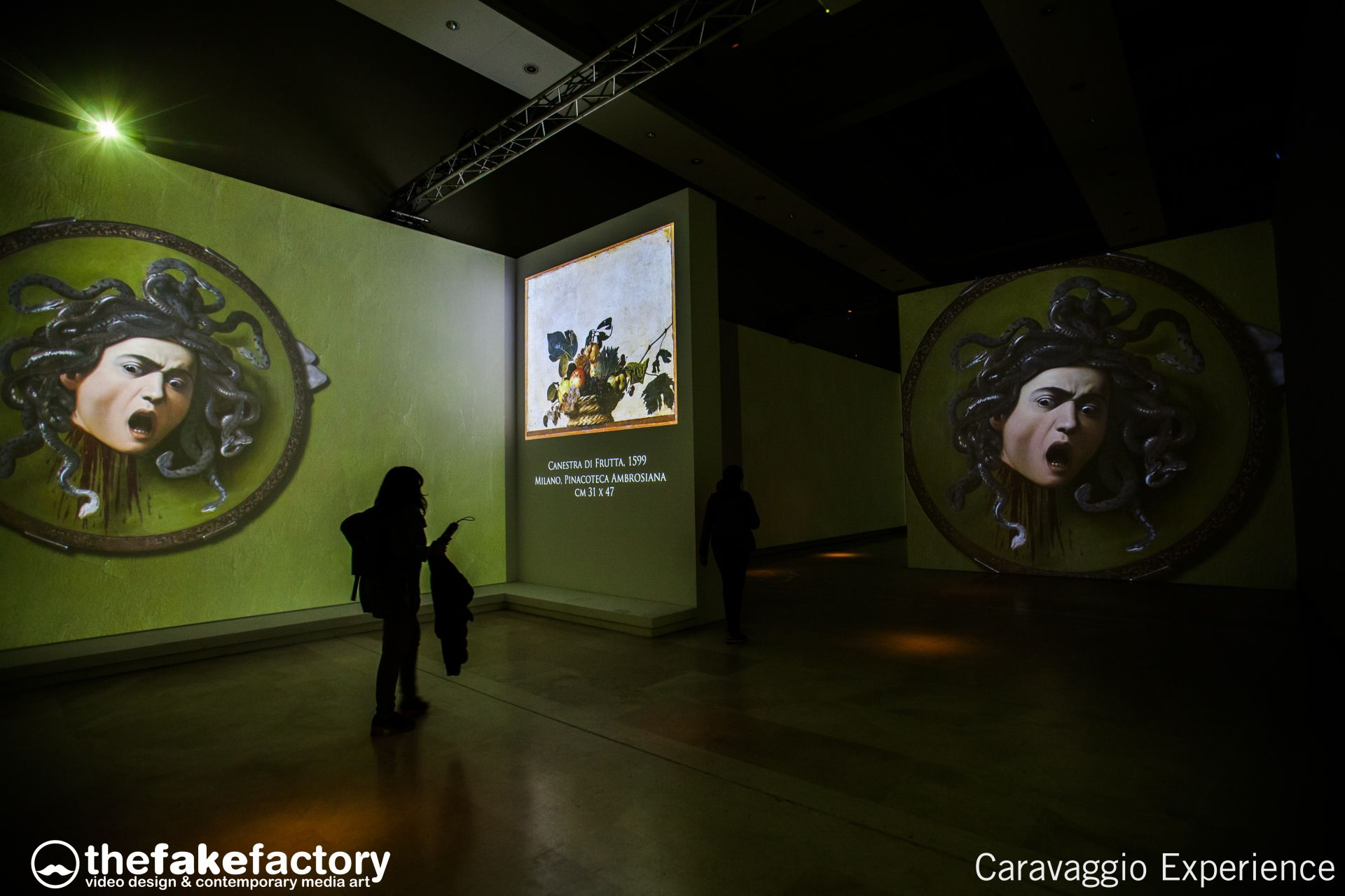 CARAVAGGIO EXPERIENCE - immersive videoart experience designed by videoartist STEFANO FAKE, created at THE FAKE FACTORY studio and produced by MedialART in Florence, Italy.  #caravaggioexperience #CaravaggioExperience #caravaggio #thefakefactory #immersiveartexperience #videoarte #immersiveexperience #stefanofake #videoart #palazzoesposizioni #roma #canon