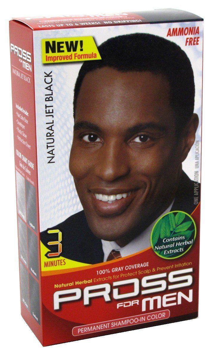 Kiss Pross Haircolor For Men Natural