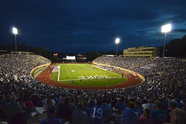 Duke Announces Major Renovations For 83 Year Old Wallace Wade Stadium College Football Stadium College Athletics