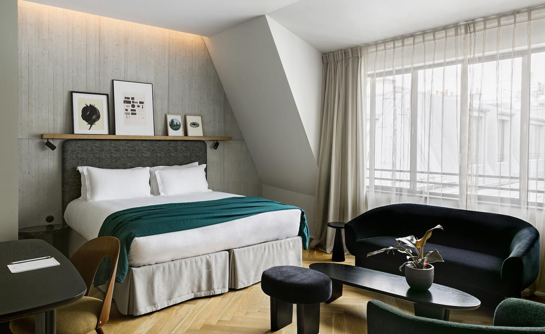 Hotel National Des Arts Et Metiers Paris France Furniture