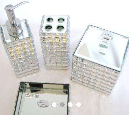 Bella Lux Bathroom Accessories