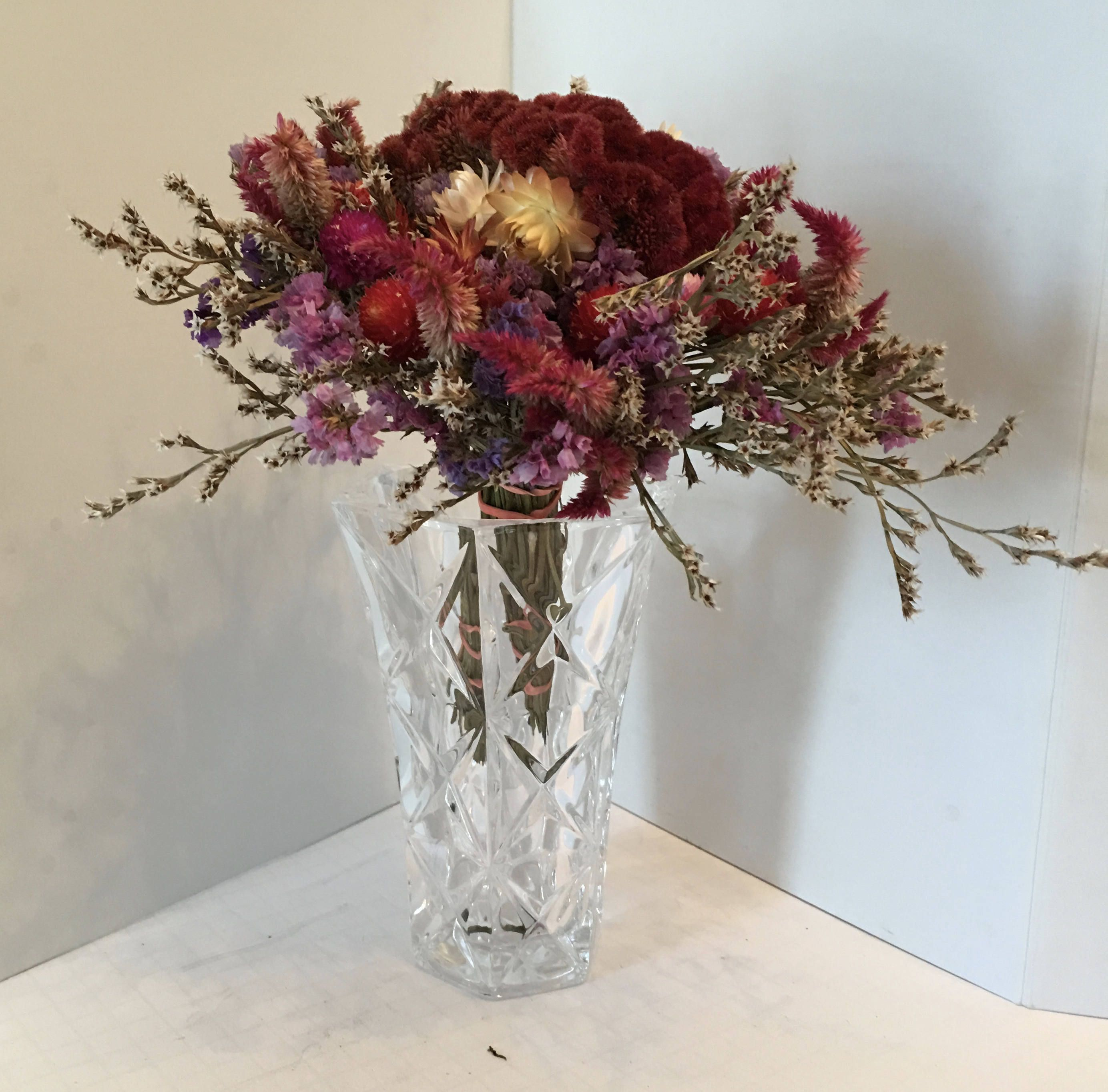 hall pin collection vase flower marquis wyndmere argonne waterford crystal by