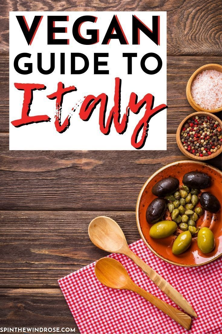Eating Vegan In Italy Guide Eating Vegan in Italy… a seemingly impossible task. In actual fact, finding vegan options in Italy isn't as hard as you'd think! Here is my guide to eating Vegan in Italy.
