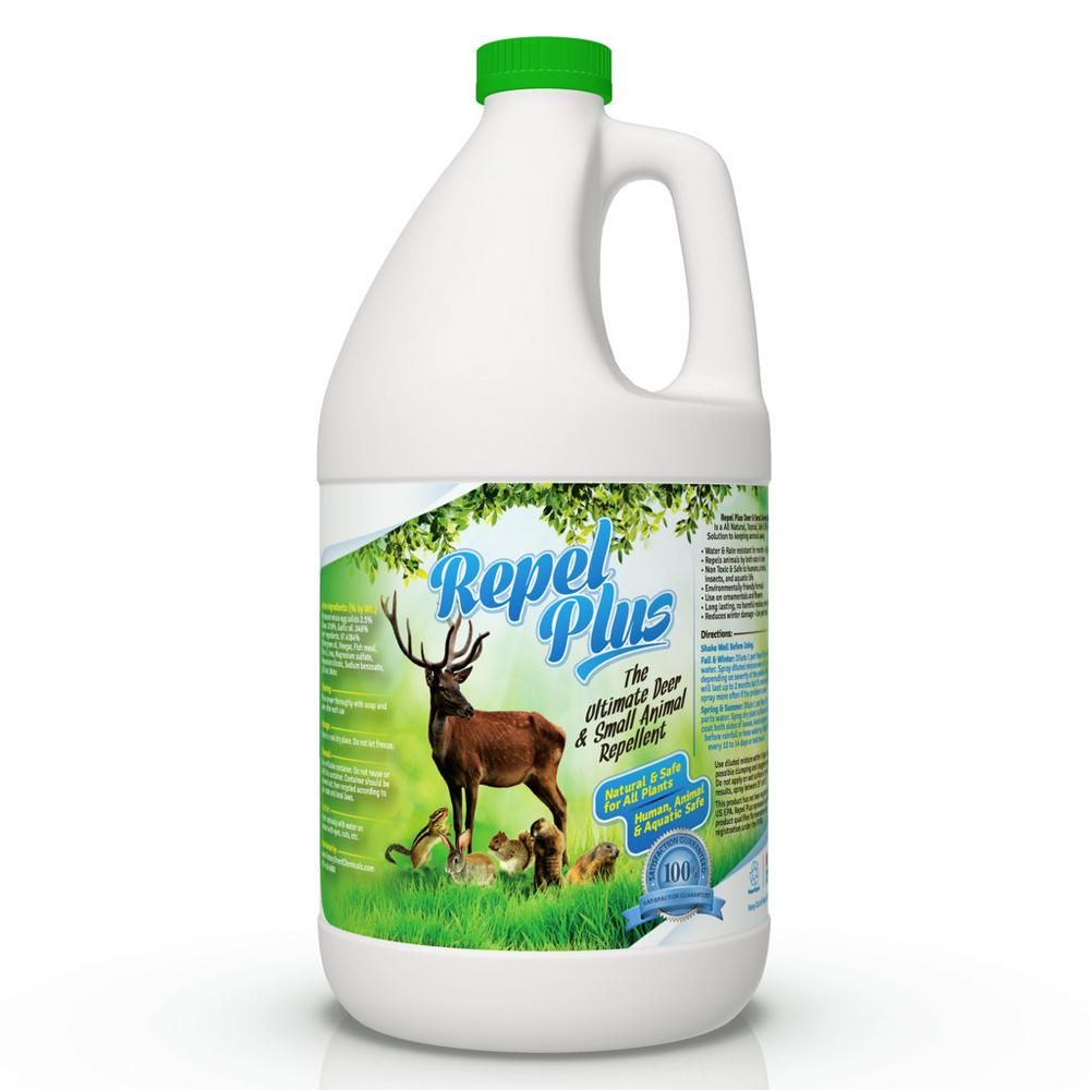 Eco Clean 1 Gal. Repel Plus Deer and Small Animal