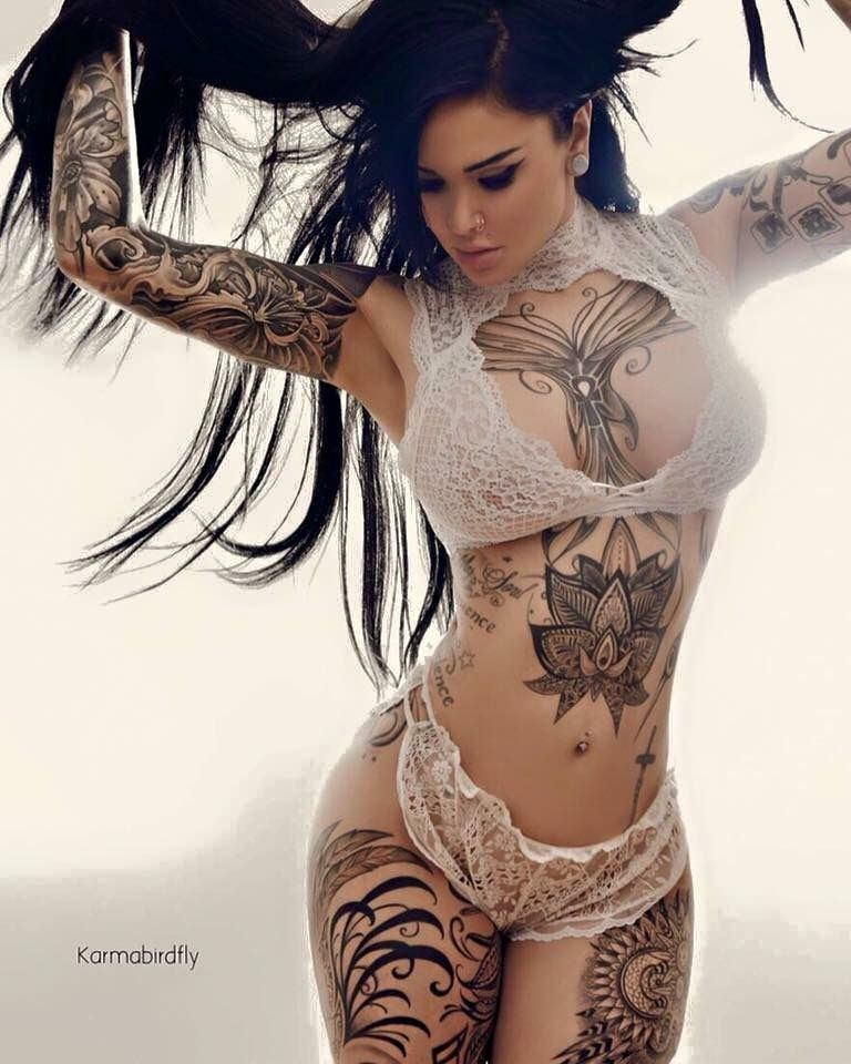 Pin On Tatted Chicks