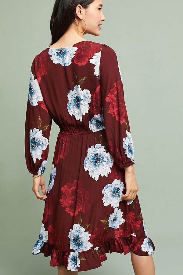 6ce5fa9b39cf Slide View: 4: Aleah Dress Tracy Reese, Anthropologie, Cold Shoulder Dress,