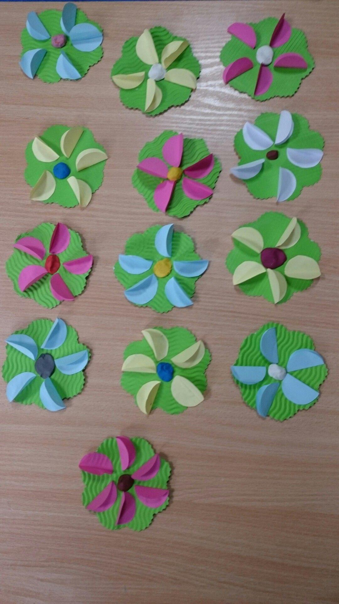 Kwiaty Art Activities For Kids Flowers Art Activities For Kids Art Activities Flower Child
