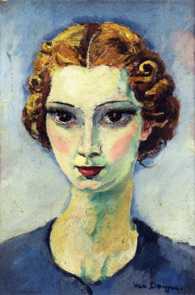 Gisele - Kees van Dongen, 1908 - Art Curator & Art Adviser. I am targeting the most exceptional art! Catalog @ http://www.BusaccaGallery.com