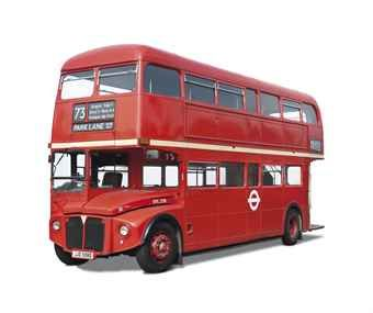 1966 Rml Leyland Aec London Routemaster Double Decker Bus With