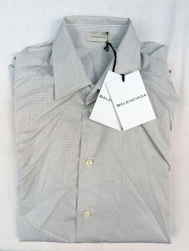 7ea9b638cc12 BALENCIAGA MENS SHIRT Size 39   15  fashion  clothing  shoes  accessories   mensclothing  shirts (ebay link)