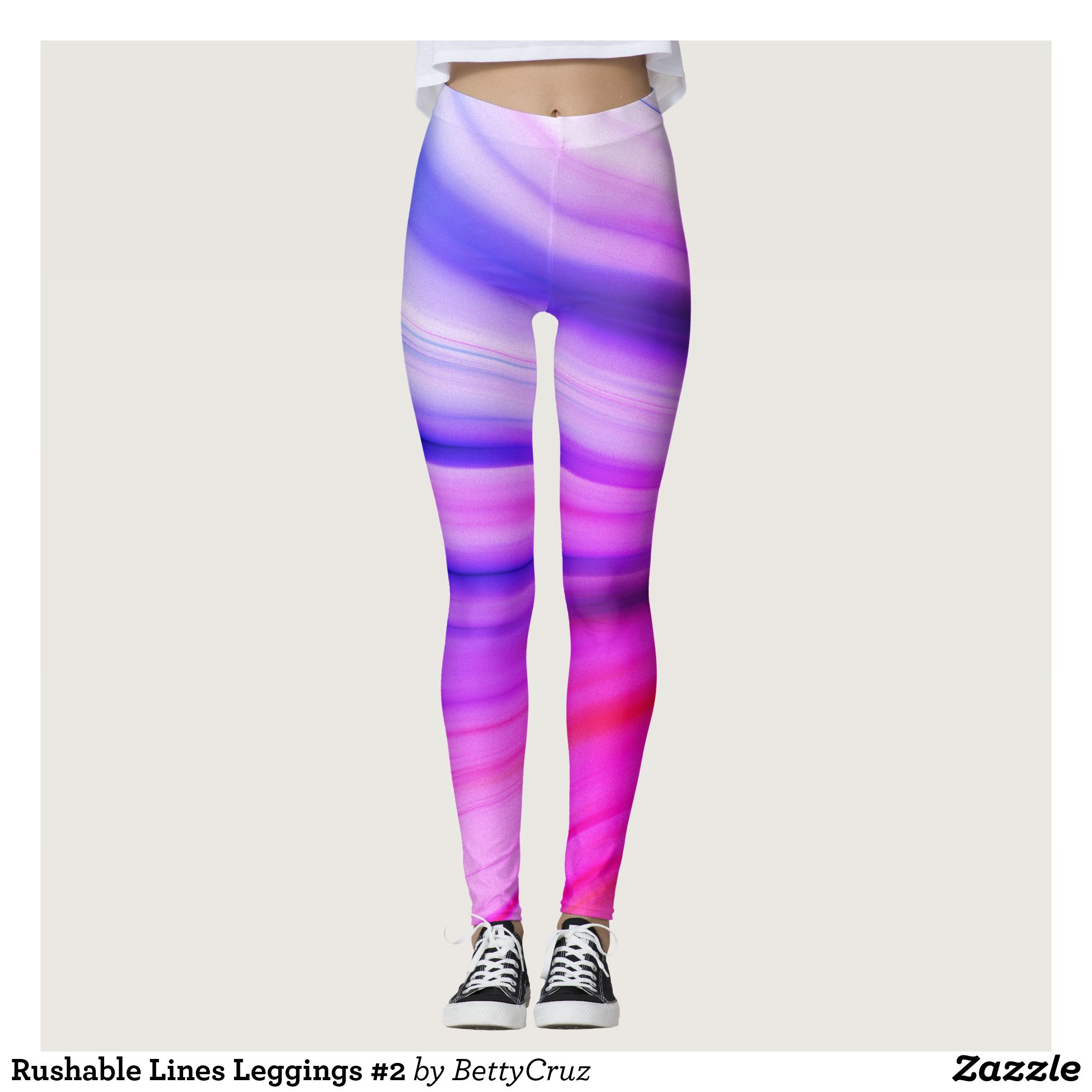 ae36b26052604e Rushable Lines Leggings #2 : Beautiful #Yoga Pants - #Exercise Leggings and  #Running Tights - Health and Training Inspiration - Clothing for  #Fitspiration ...
